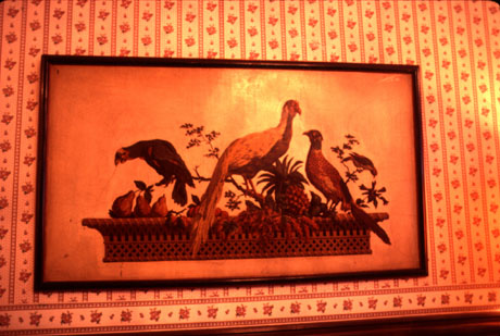 Photograph of Tapestry in Old Durango Hotel